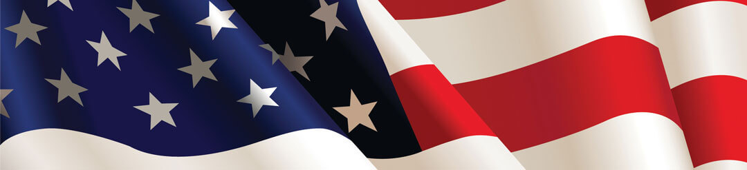 Invest America - American Flag