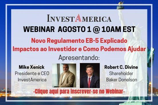 Novo Regulamento EB-5 Explicado Impactos ao Investidor