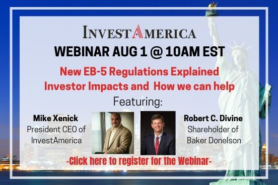 New EB-5 Regulations Explained and Investor Impacts