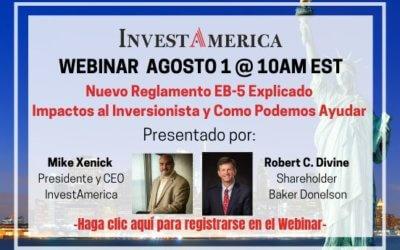 Nuevo Reglamento EB-5 Explicado Impactos al Inversionista