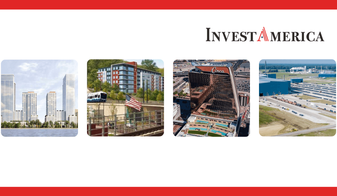 InvestAmerica is pleased to announce our portfolio of EB-5 Projects